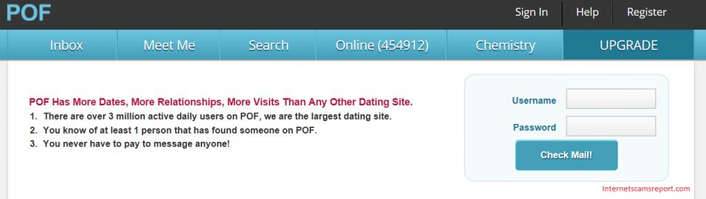 POF site