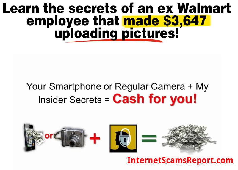 Is Get Paid Taking Pictures a Scam?