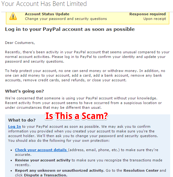 Is PayPal a Scam?