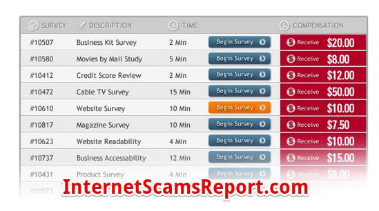 Get Cash For Surveys Review