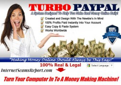 Is Turbo PayPal a Scam?