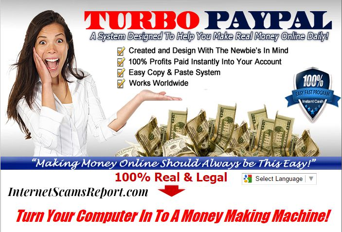 The Turbo PayPal System