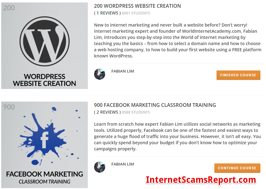 Is World Internet Academy a Scam?