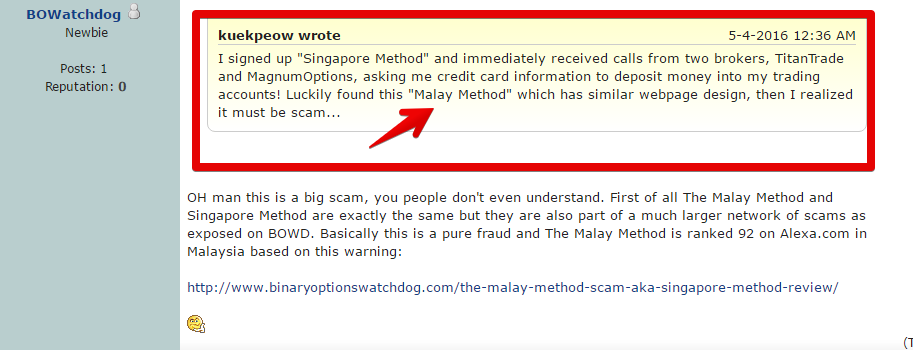 The Singapore Method