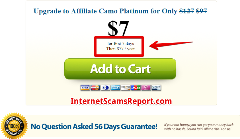Is Affiliate Camo a Scam?