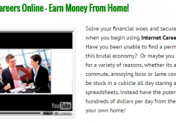 Is Internet Careers Online a scam?