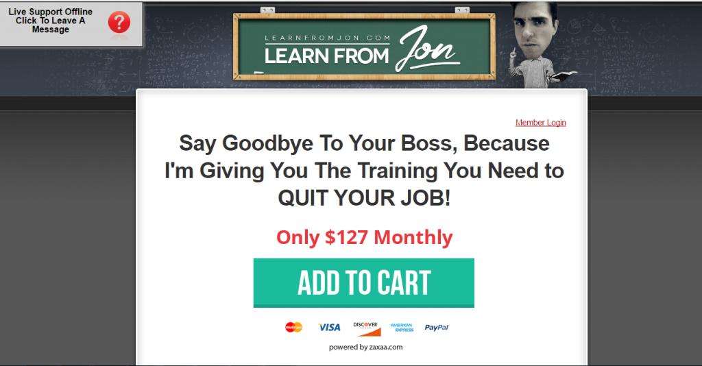 learn from jon