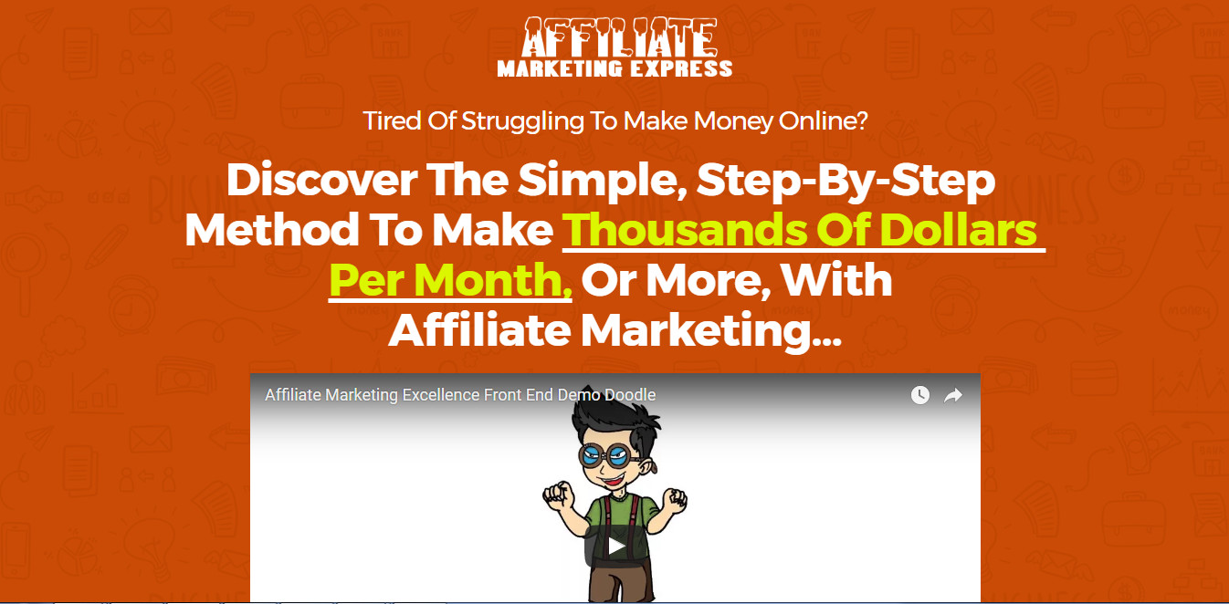 affiliate marketing express