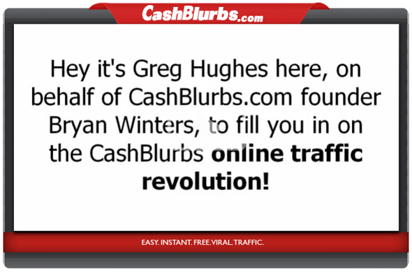 CashBlurbs
