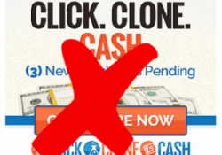 click clone cash