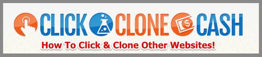 click clone cash scam