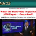 Cash With Oz