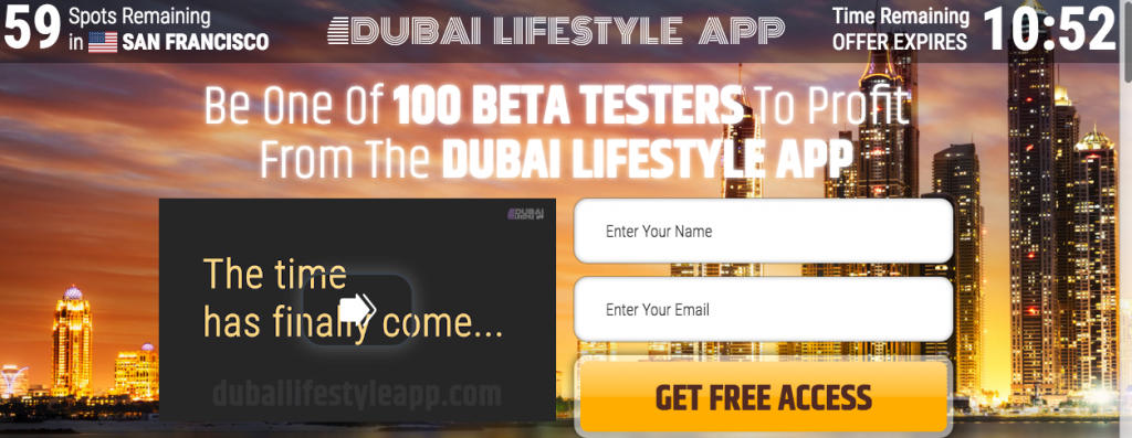 Is Dubai Lifestyle App A Scam