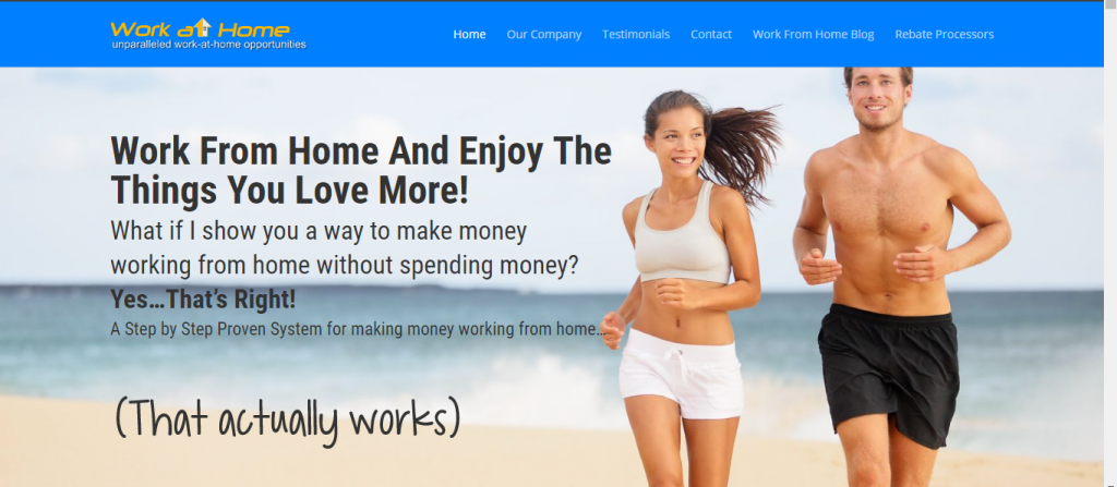 Is Work At Home Data Entry A Scam