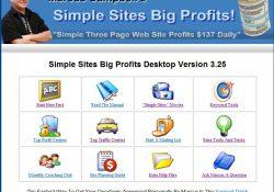 Is Simple Sites Big Profits A Scam