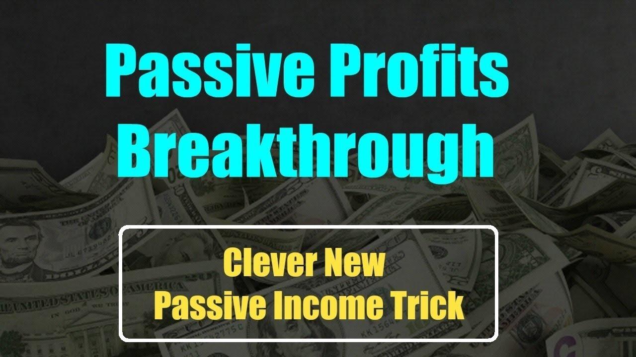 Is Passive Profits Breakthrough A Scam