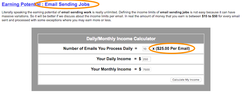Is Email Sending Jobs A Scam