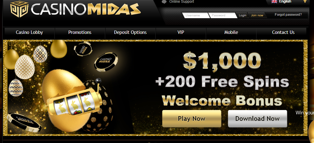 Review of Casino Midas - Reports & Experience