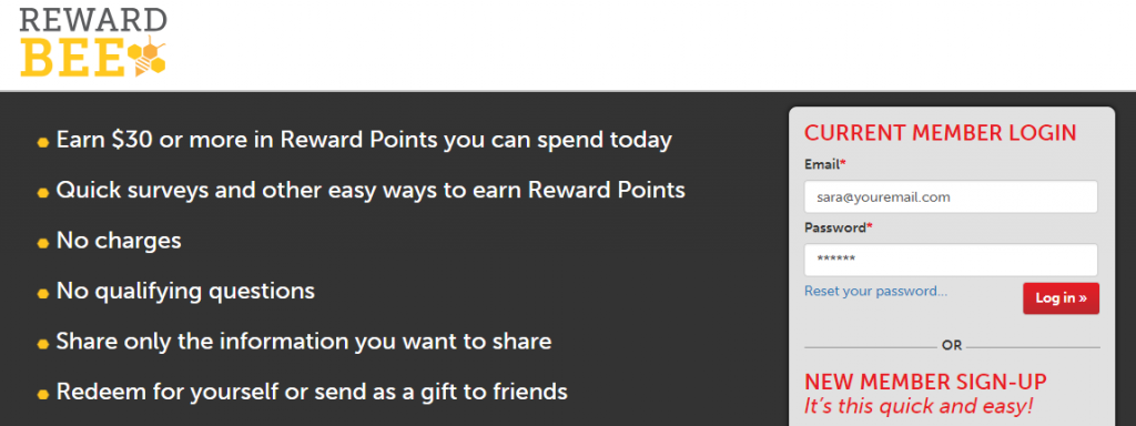 is Reward bee a scam