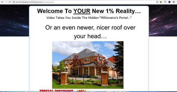 Manifestation Millionaire