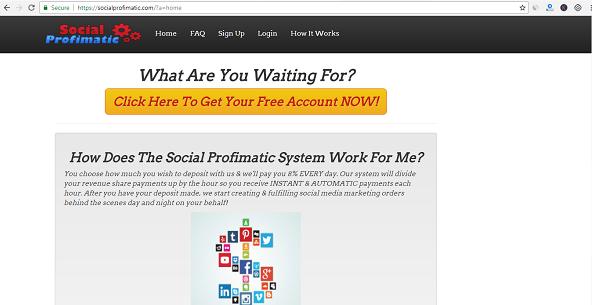 social profimatic