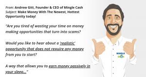 Is Mingle Cash A Scam
