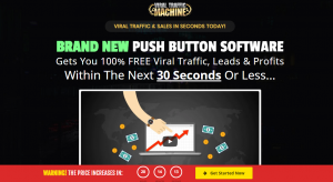 Is Viral Traffic Machine a Scam