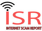 Internet Scams Report
