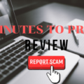 22 Minutes to Profit Review – Another Work-At-Home Scam Exposed!