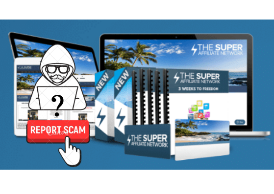 The Super Affiliate Network Review – The Misha Wilson Scam?