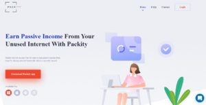 packity homepage