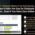 Commission Hero Review – A $997 Scam or a $1000 Income per Day?- ommission Hero Homepage