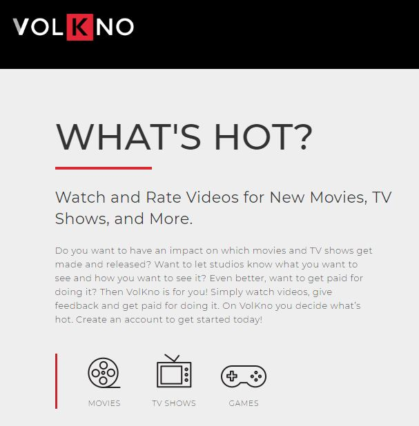 VolKno Review – Watch Movies and Earn Cash Rewards! - How It Works?