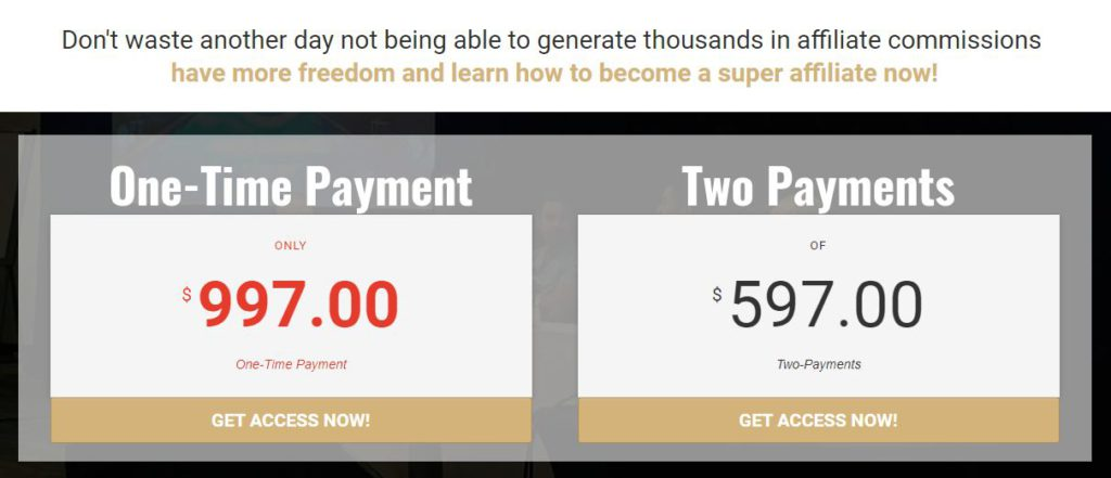 commission hero price