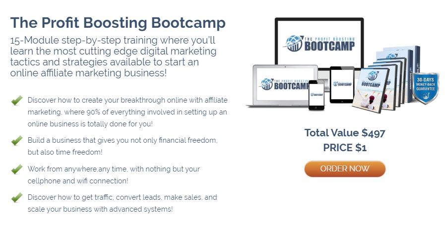 The Super Affiliate Network Review – The Misha Wilson Scam? - The Super Affiliate Network The Profit Boosting Bootcamp