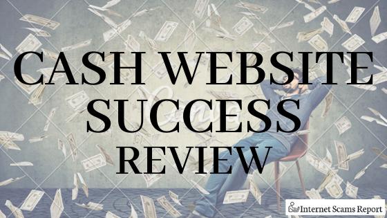 Cash Website Success Review Summary