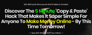 Flipp Ninja Review - Make Money Within 5 Minutes or A Total Scam?