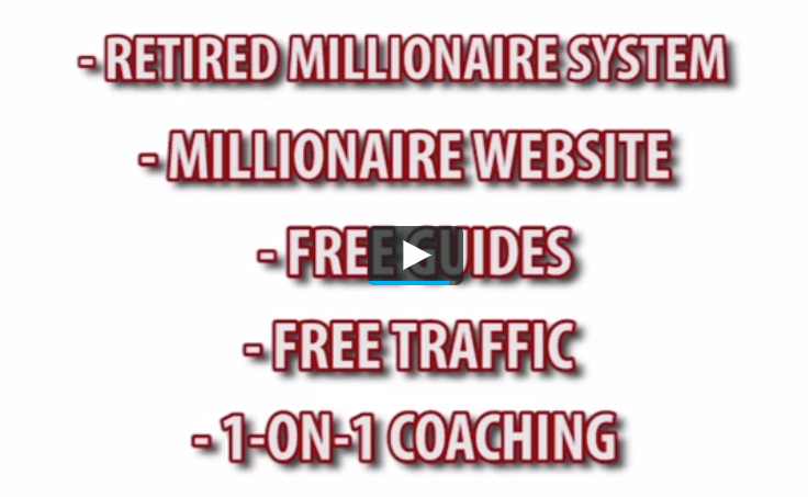 What Is Inside the Retired Millionaire System?