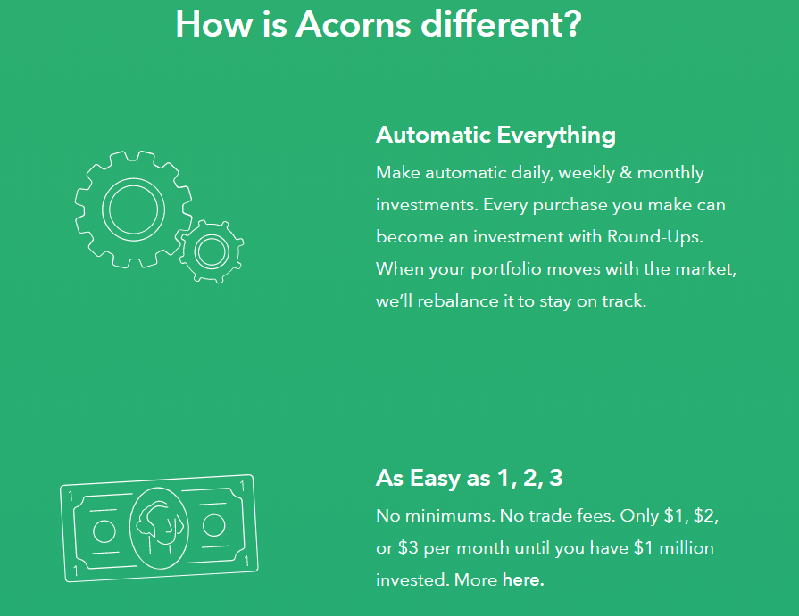 What is Acorns App?