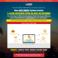 Lazee Profitz Review - Your Automatic Review Site Builder or A Scam?