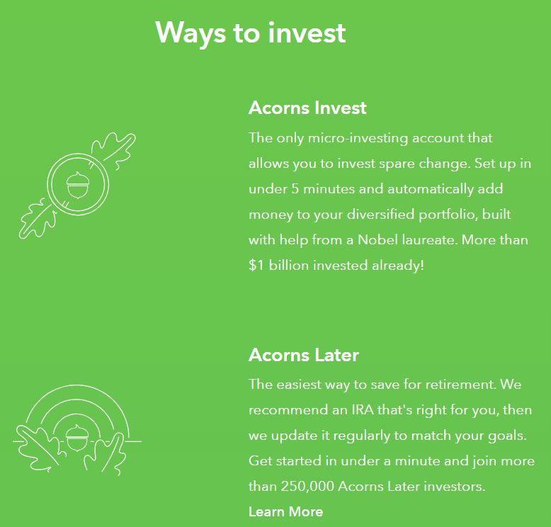 How Does Acorns App Work?