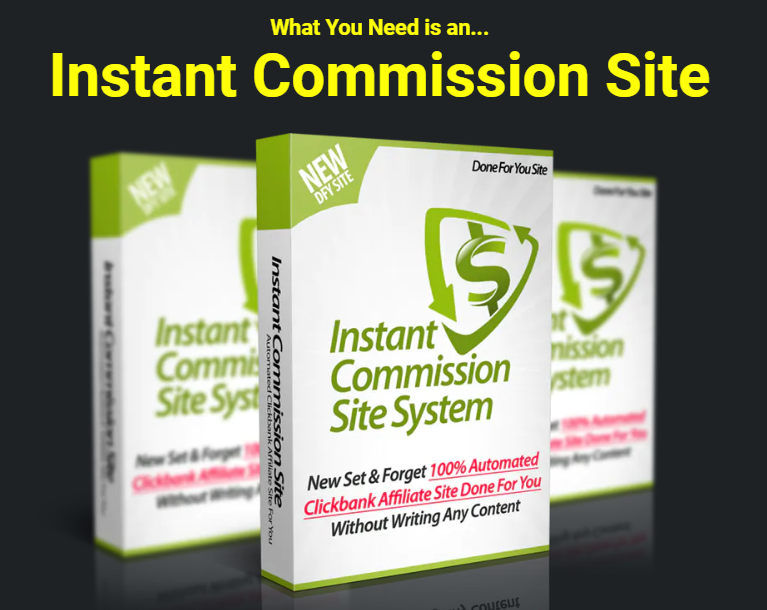 The Instant Commission Site Review Summary